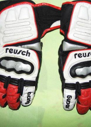Детские  мото-перчатки reusch-racing