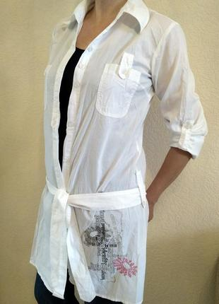 Рубашка-кардиган бренда kenvelo