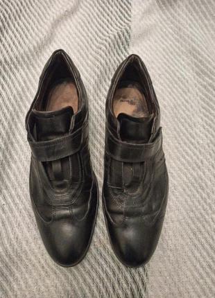 #розвантажуюсь туфли мужские кожаные