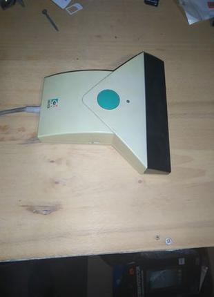 Ручной сканер Logitech B5N2306, единственный в Украине, музейн...