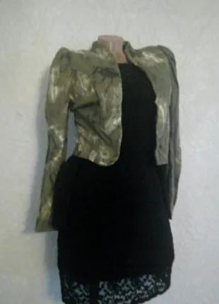 Пиджак хаки