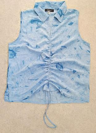 Модная блуза stottrop с английской проймой