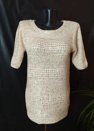 Кофта-пуловер с короткими рукавами от dorothy perkins