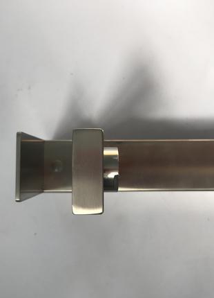 Смеситель для умывальника Lambert Merlot LR2015 Нержавеющая сталь
