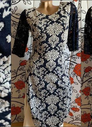🚒красивое платье 👗 46размер ✨💖