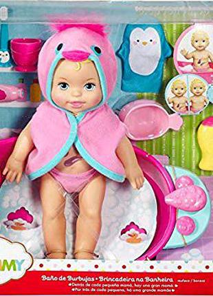 Кукла пупс Маленькая мама Mattel. Оригинал Little mommy