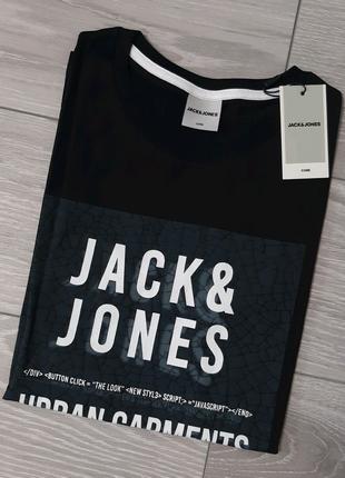 Стильная футболка Jack Jones, S