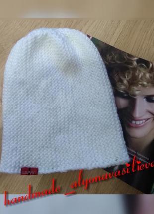 Отличная  шапочка бини, актуальная шапка