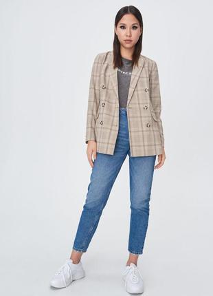 Очень стильные джинсы момы