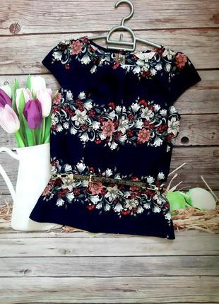 Стильная нарядная блузка вискоза