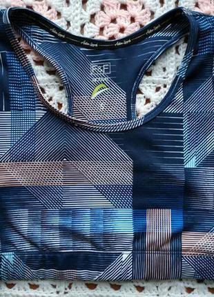 Спортивный топ . спорт одежда. f&f