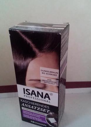 Краска для волос ISANA