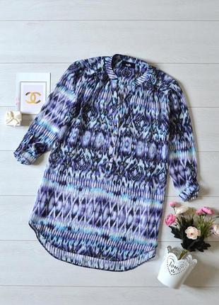 Красива блуза в орнамент wallis