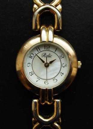 Relic zr33057 by fossil часы из сша мех. japan tmi