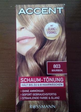 Краска для волос ACCENT 803