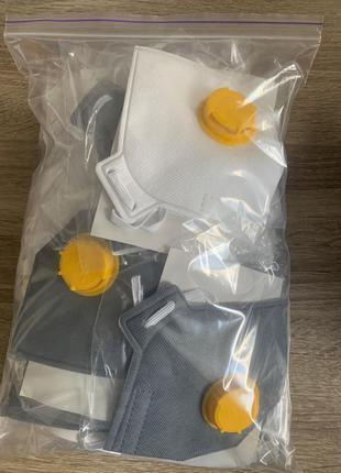Продам респиратор с клапаном, FFP3