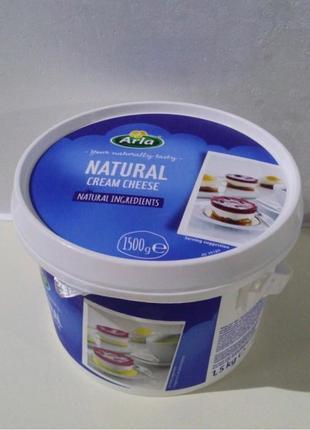 Крем сыр «Натурель» 1,5кг