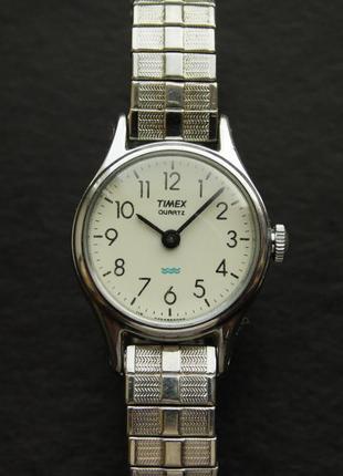 Timex часы из сша классика браслет twist-o-flex