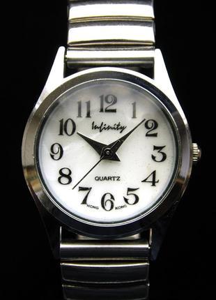 Infinity часы из сша классика стальной браслет механизм eph al21e