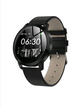 Смарт часы фитнес браслет CF18