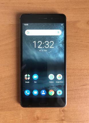 Продам Мобильный Телефон Nokia 6 Dual TA-1021 3/32