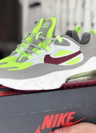 Модные новые кроссовки 2020 Найк Аир Макс Nike 270, мужские 41-45