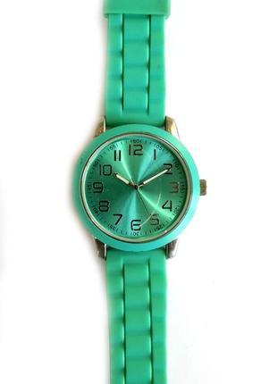 Fmd часы из сша с мягким ремешком мех. japan