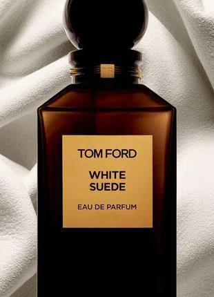 Tom Ford White Suede_Оригинал EDP_5 мл затест парф.вода