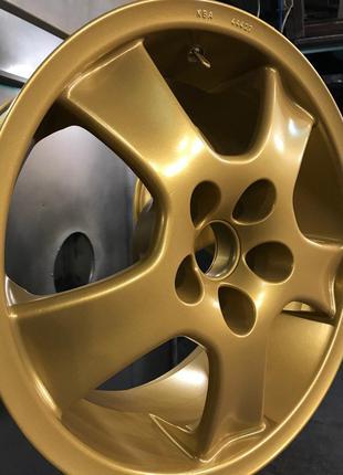 Порошковая покраска Авто/Мото дисков/Порошкове фарбування дисків