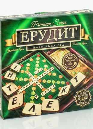 Настольная игра Эрудит PREMIUM