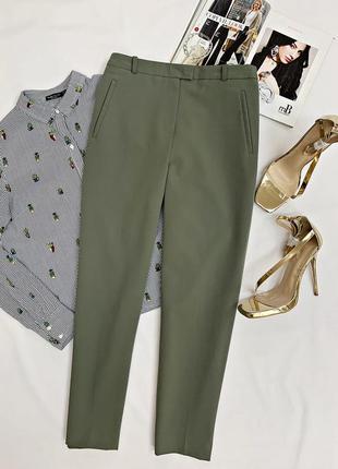 Стильные брюки цвета хаки new look