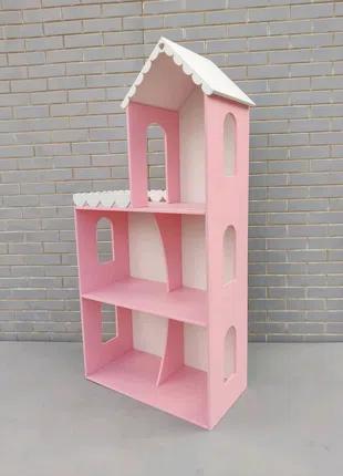 В наличии Кукольный домик модель Шарлотта ляльковий будинок Барби