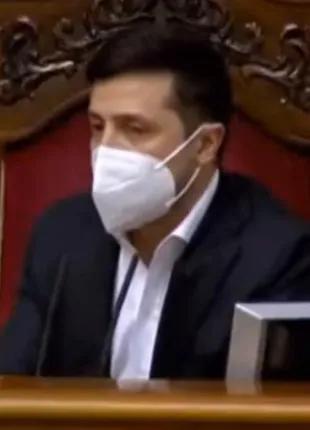 Защитные  медицинские маски-респиратор