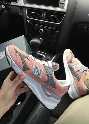 Жіночі кросівки нью баланс new balance x90 кроссовки нью белен...