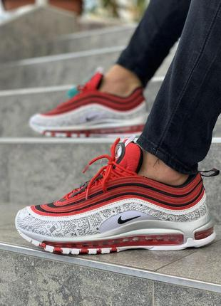 Nike air max 97 мужские кроссовки