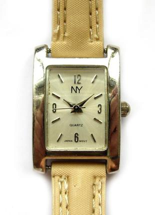 Ny часы из сша мех japan sii