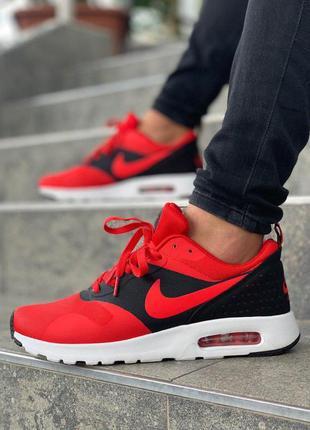 Nike air max 90 red, мужские кроссовки найк