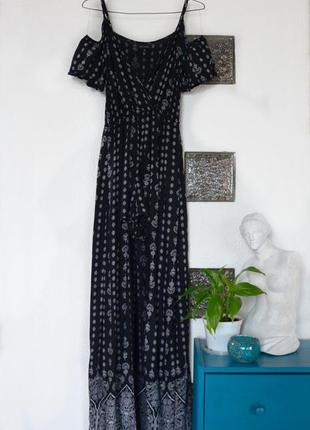 Платье ромпер в стиле boho