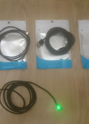 Магнитный кабель для телефона
