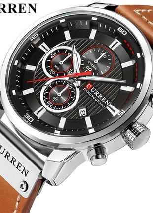Часы наручные мужские CURREN BlackBrown M154
