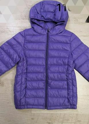 Куртка весна-осень для девочки. венгрия