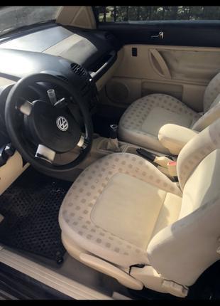 Volkswagen New Beetle б/у