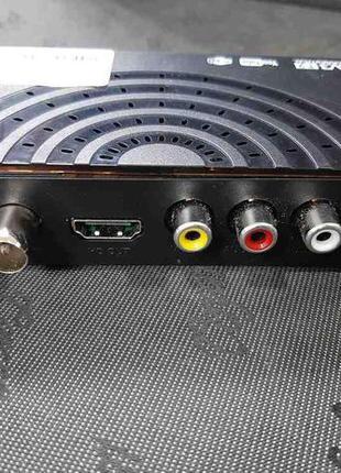 Ресивер наземного вещания DVB-T2 Terrestrial