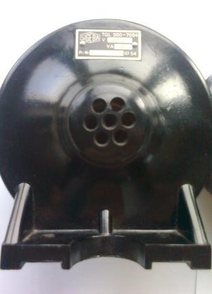 """Сигнализация звуковая """"SIGEA"""" TGL 200-7024 VA30 (Германия)"""