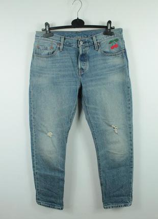 Шикарные оригинальные джинсы бойфренды levis bayan jean pantol...