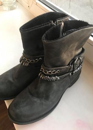 Ботинки женские Dockers