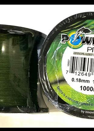 Рыболовный шнур Power Pro 1000м