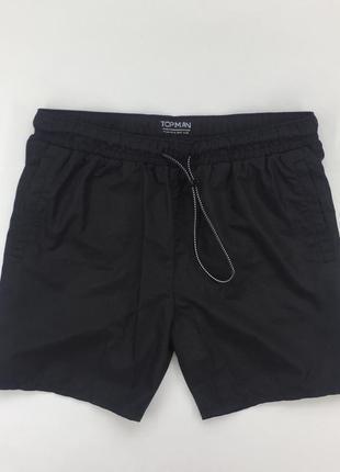Мужские плавательные шорты topman размер m