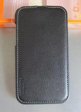 Чехол флип iCARER для Fly iq450