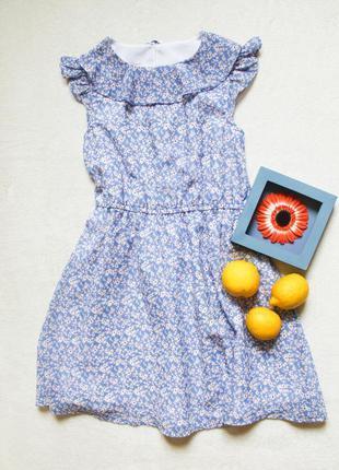 Нежное платье на девочку от george 9-10 лет ❤️